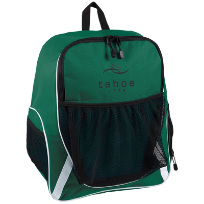 Tahoe Lyfe Modern Black Logo Team 365 Equipment Bag