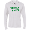 Tahoe Lyfe Unisex Triblend Long Sleeve Hooded T-Shirt
