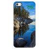 "Tahoe Lyfe's Designer ""Afternoon Blues"" IPhone Cases - Series 5 to 7s Plus"