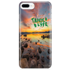 "Tahoe Lyfe's Designer ""Pebbles In The Sky"" IPhone Cases - Series 5 to 7s Plus"