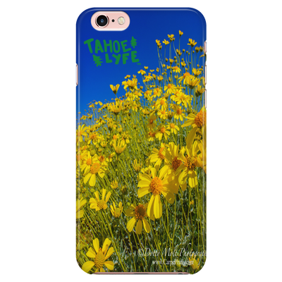 "Tahoe Lyfe's Designer ""Anza Eternal Sunshine"" IPhone Cases - Series 5 to 7s Plus"