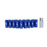 Aluminum Locking Lug Nuts M12 x 1.5