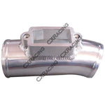 "3"" Aluminum Air Intake Pipe Tube (2JZ-GTE with MAP Flange)"
