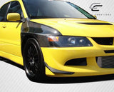 '03-'06 Evo (Vented Front Fenders)