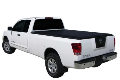 Access Original 08-09 Titan King Cab 8ft 2in Bed (Clamps On w/ or w/o Utili-Track) Roll-Up Cover