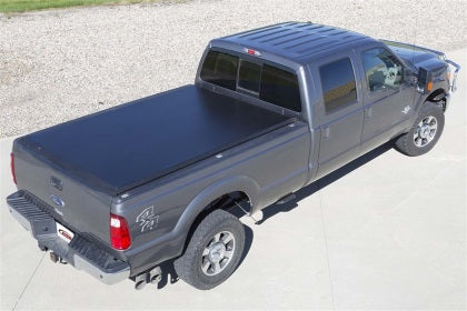 Access Original 04-15 Titan Crew Cab 5ft 7in Bed (Clamps On w/ or w/o Utili-Track) Roll-Up Cover
