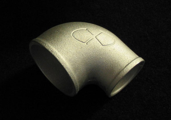 "Cast Tight Radius Elbow 3.5"" to 2.5"""