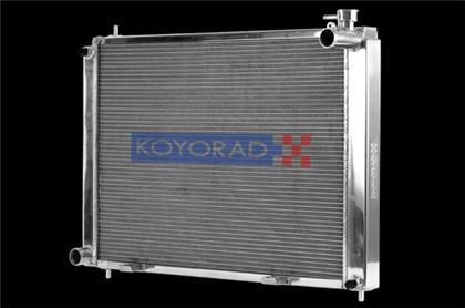 03-06 Nissan 350Z VQ35DE (MT) Cross Flow Radiator