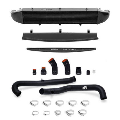 2014-2016 Ford Fiesta ST 1.6L Front Mount Intercooler Kit w/ Pipes