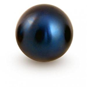 490 Spherical Shift Knob- 12x1.25 Torch Blue