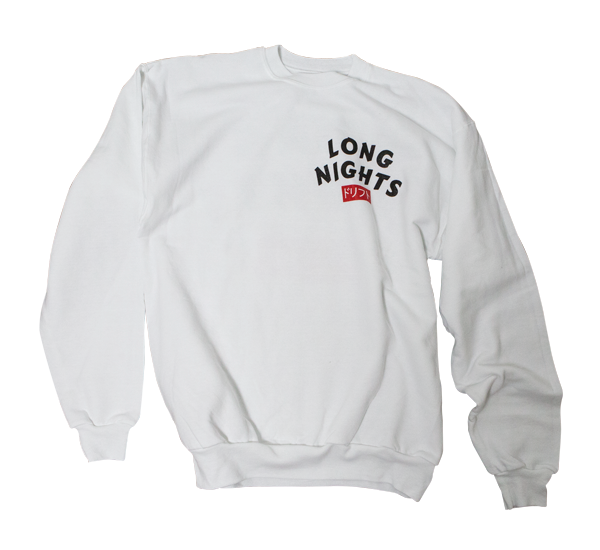 Long Nights Crewneck/Sweatshirt
