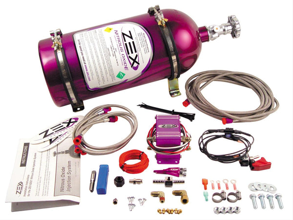 ZEX Wet Nitrous Systems - Chevy LS1 (82026)
