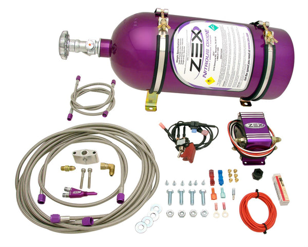 ZEX Direct Port Nitrous Systems - 03-06 Nissan 350Z (82220)
