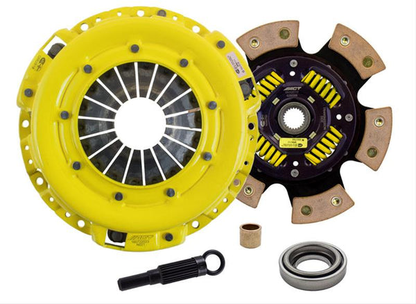 2003-2006 Nissan 350Z HD/Race Sprung 6 Pad Clutch Kit