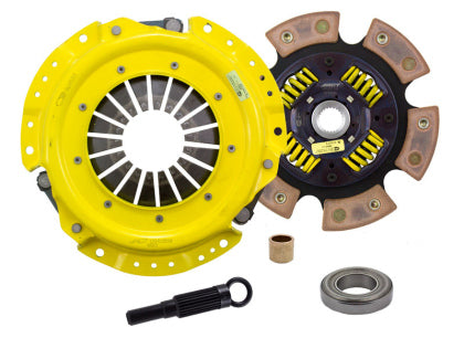 89-98 Nissan 240SX HD/Race Sprung 6 Pad Clutch Kit