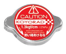 Type A Radiator Cap (Red / 1.3 Bar)