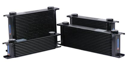 15 Row Oil Cooler 14in x 4.5in x 2in (AN-10 ORB provisions)