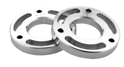 07-15 GM/Chevy Silv/Sierra 1500 1.5in Fr Strut Spacer Billet Alum Leveling Kit