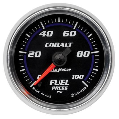 Autometer Cobalt (52mm 100 PSI Electronic Fuel Pressure)