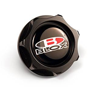 Billet Honda Oil Cap - Black