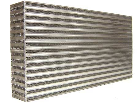 Air Intercooler CAC (20.00in x 12.50in x 3.50in) - 870 HP