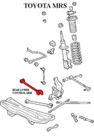 '00-'07 Toyota MR-S Rear Lower Control Arms