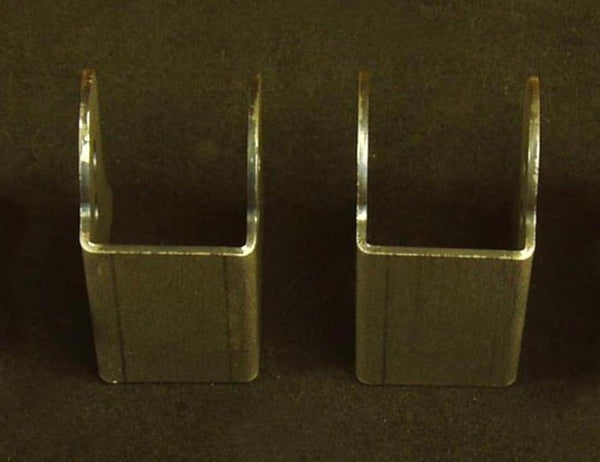 "E Chassis Axle Brackets - Upper Mounts Only (2.5""-2.6"")"