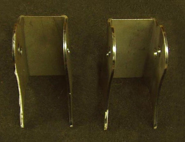 "E Chassis Axle Brackets - Upper Mounts Only (3.0"")"