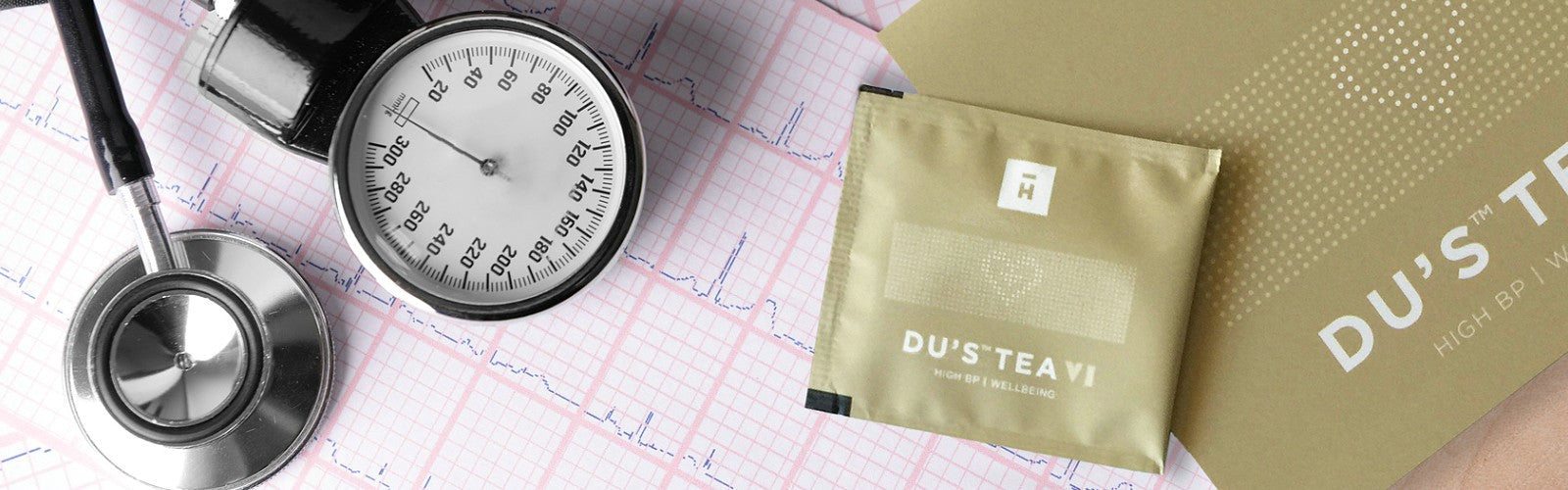 Du's tea for high blood pressure