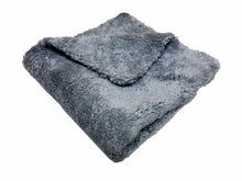 "Load image into Gallery viewer, One Dozen 16""x16"" Edgeless 500GSM Premium Plush Microfiber Towels"