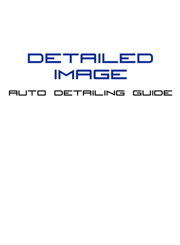 Detailed Image Downloadable Detailing Guide Free Code (DETAILEDIMAGE101)