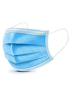 3 Ply 50 Pack Disposable Surgical Face Mask