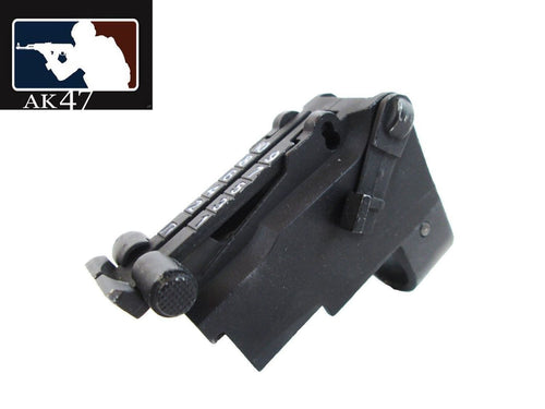 Full Metal AK Rear Sight Block Assembly Replacement - Airsoft