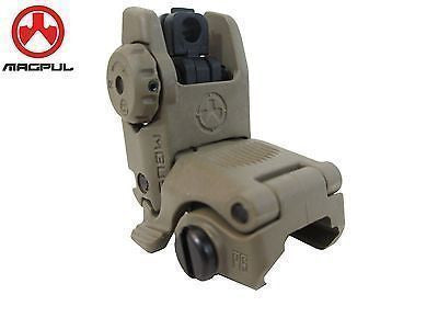 G&P Licensed Magpul MBUS Flip Sight - Dark Earth