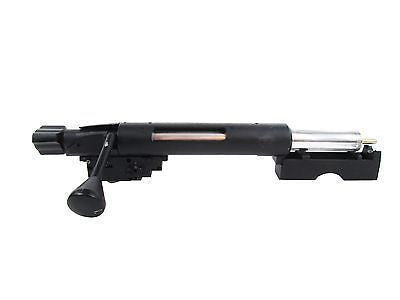 Full Metal Barrett .50 Cal Bolt Unit & Mag Well - Black