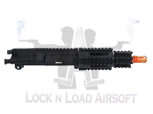 CQB Upper Railed Receiver Conversion w Free Inner Barrel + Hop Up