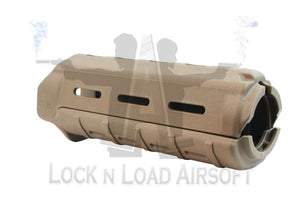 G&P Licensed Magpul PTS Hand Guard Kit - Dark Earth