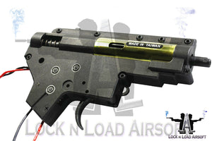 KWA Full Metal 2GX Version 2 Gearbox | Rear Wired
