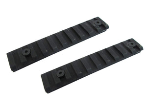 Metal Set of 2x SCAR Side Rails