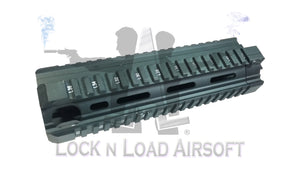HK 416 Full Metal Free Float Quad RIS System