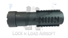 Full Metal MK12 MOD 0 CQB Free Float Handguard Replacement/Conversion