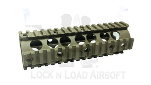 G&G Full Metal Free Float Rail Parts Replacement