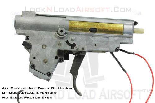 Full Metal MP5K Front Wired Gearbox | Fully Functional