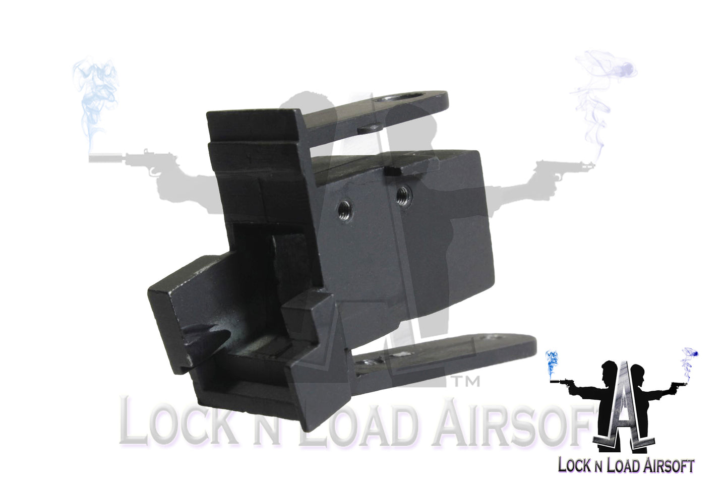 Full Metal AK Lower Receiver Stock Connection Mount Replacement | Conversion