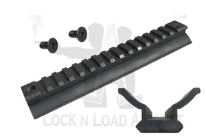 Full Metal Premium SCAR Front Lower Rail w Installation Screws