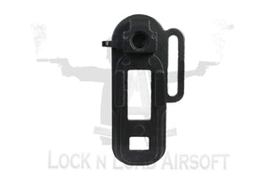 Full Metal SCAR Stock Hinge Plate w/ Sling Loop