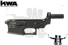 KWA Full Metal Lower Receiver w/ Official KM4 SR-14 Trademarks