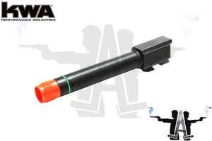 BUY2GET1FREE: KWA HK Licensed USP Serialized Outer Barrel w/ Threaded Tip