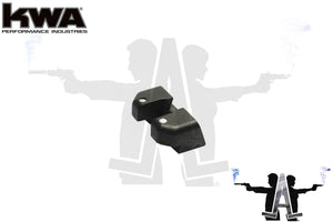 KWA Full Metal Rear Iron Sight White Dot Upgrade
