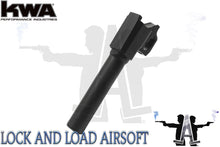 KWA ABS Outer Barrel Replacement | 4 Inches End To End